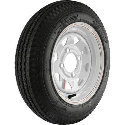 Trailer Tire Ebay 4 Hi Speed Trailer Tire Assembly 480 12 Tire Ebay