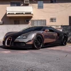 Bugatti Veyrons Gold Bugatti Veyron By Rdbla