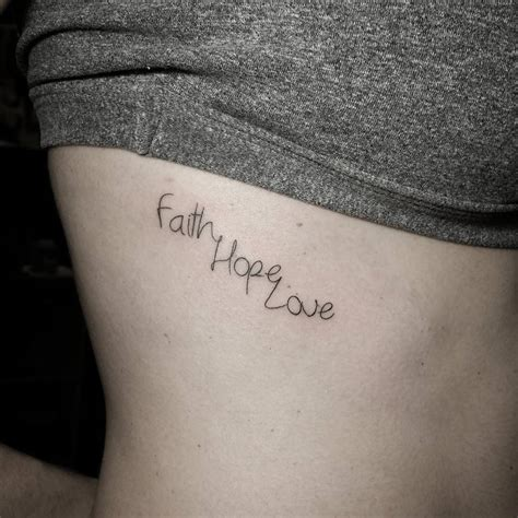faith hope love tattoo designs 30 amazing faith designs meanings 2018
