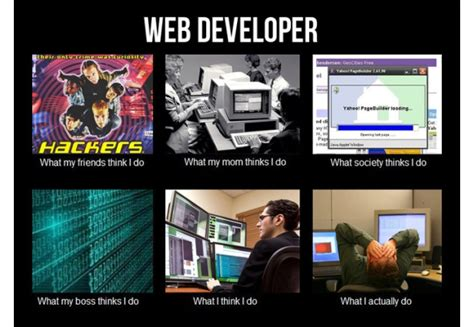 Web Developer Meme - programmer developer memes