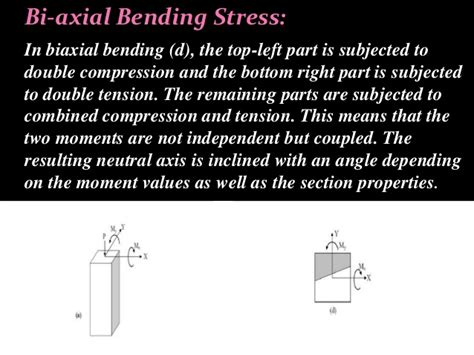 double angle section properties bending moment stress uni axial bi axial 10 01 03 140