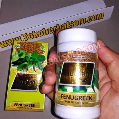 Fenugreek Penambah Asi Dan Pembesar Payudara toko herbal jual hulbah fenugreek herbal pelancar asi