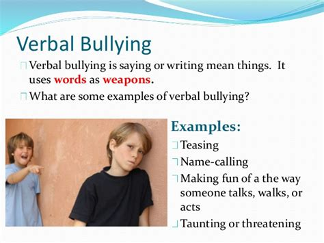 thesis about verbal bullying college essays college application essays verbal