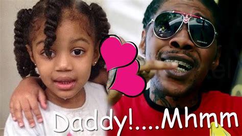 vybz kartel  finally meet  daughter  overseas    shorty kartel youtube