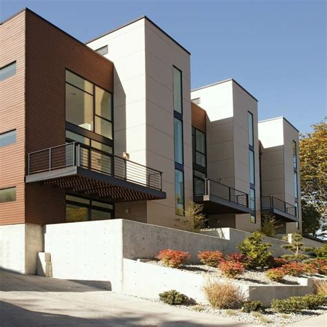 contemporary townhouse ultra modern townhouse in seattle 335k new release