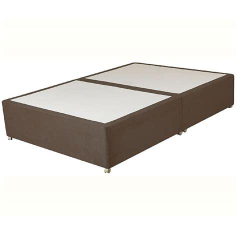 non storage divan base