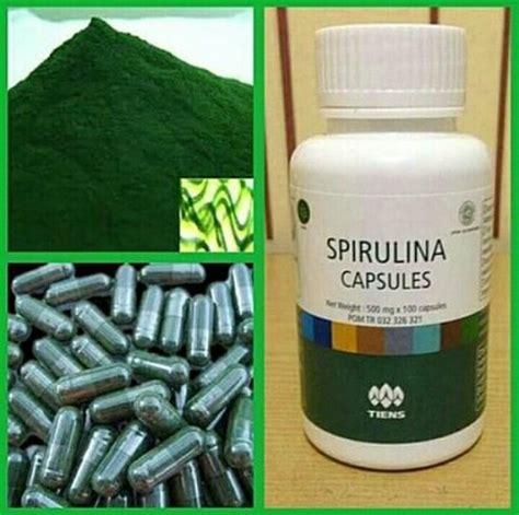 Masker Spirulina Herbal info lengkap masker spirulina tiens pemutih wajah alami
