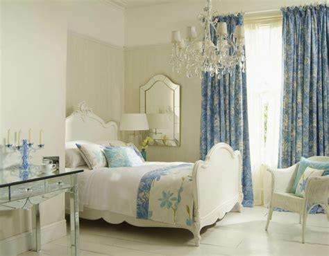 schlafzimmer französisch 20 stilvolle beispiele f 252 r gardinen im landhausstil