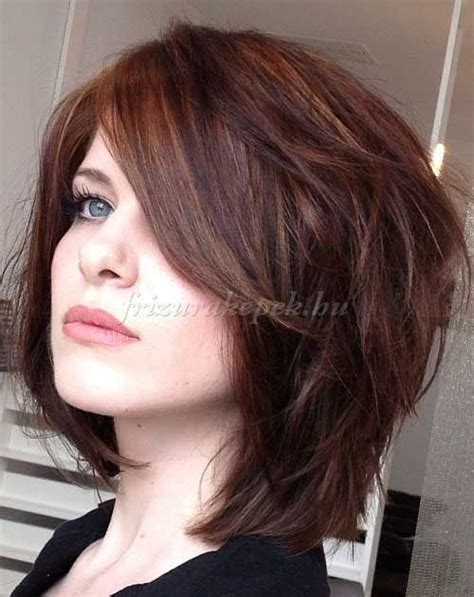 Shaggy Layed Bob For Over 40 | 25 shag haircuts for mature women over 40 shaggy