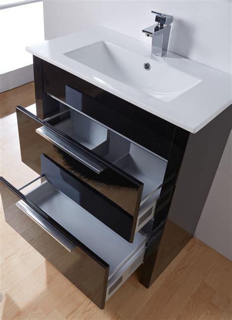 27 bathroom vanity Powder Room Contemporary with 24 inch