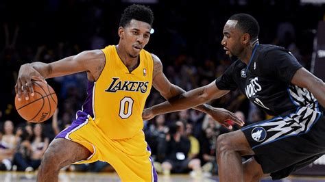 whst id the swaggy p haircut nick young has achieved an unusual scoring feat los