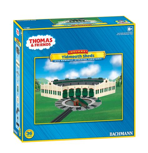 Bachmann Tidmouth Sheds by Bachmann Trains H O The Tank Engine Tidmouth Sheds With Turntable 45236 Ebay