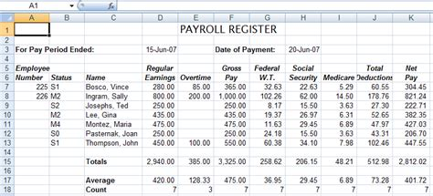 payroll excel template payroll worksheet mmosguides