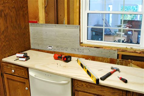 backer board for backsplash how to hang cement backer board for a wall of tile