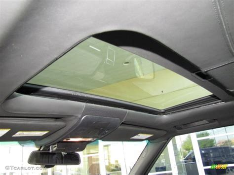 range rover sunroof 2010 land rover range rover supercharged autobiography