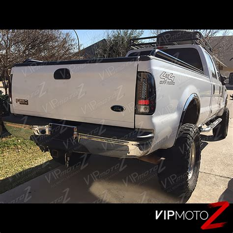 2006 f150 lights 1997 2003 f150 1999 2006 f250 f350 black led rear