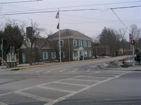 Hyde Park Post Office by Hyde Park New York A Historic Town And A Popular