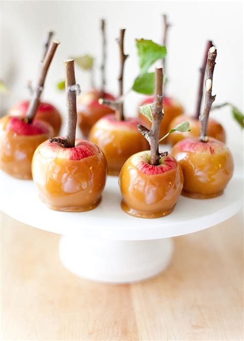 9 delicious ideas for caramel apples