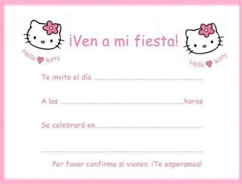 como imprimir tarjetas de invitacion en fotos invitaciones de hello kitty para imprimir gratis