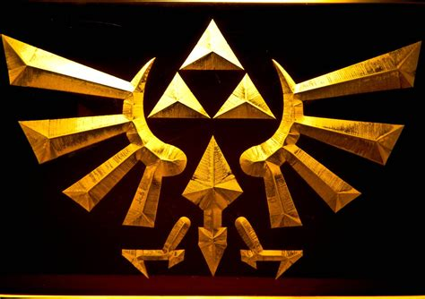 hylian crest by miraclegrowafro on deviantart