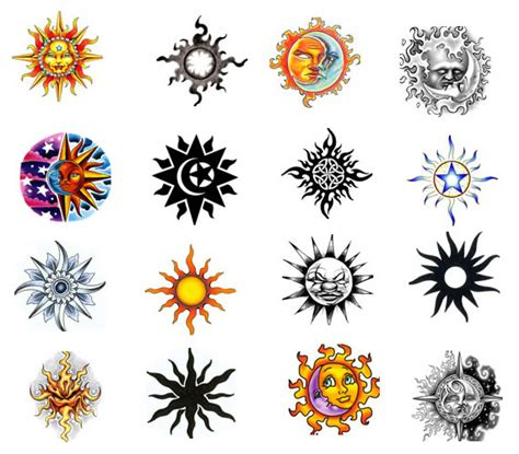 metal moon tattoo collection of 25 metal sun and moon designs