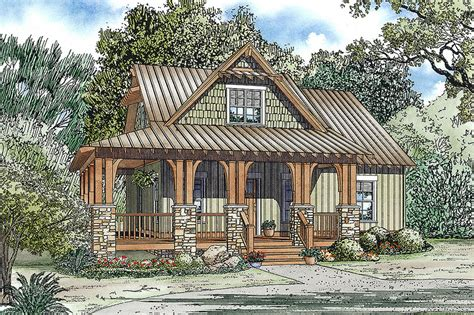Craftsman Style House Plan 3 Beds 2 Baths 1374 Sq Ft Country Style House Plans With Pictures