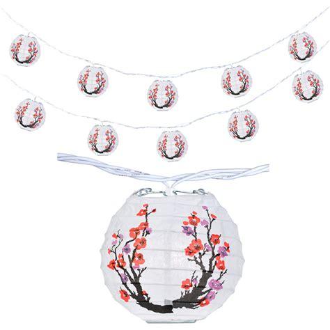 Cherry Blossom String Lights 4 Quot Cherry Blossom Sakura Round Party String Lights