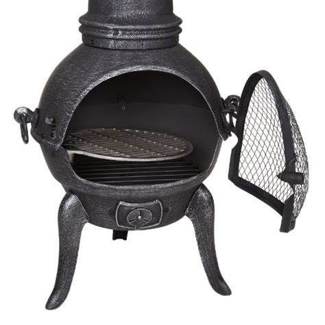 chiminea wood for sale large cast iron chiminea bbq sale