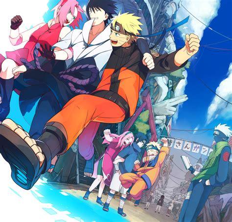 naruto team 7 clan tumblr team 7 naruto image 1557063 zerochan anime image board