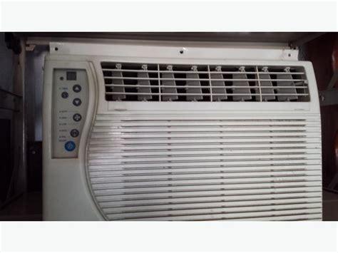 fedders window air conditioner model a6q10f2a fedders air conditioner sooke victoria