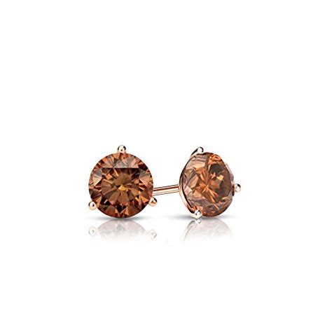 Ring Fogl Agyaayla 2 black jewelry white gold 187 14k gold brown 3 prong martini stud