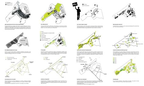 Essay On Cities Of Future With Diagram by We Architecture Future City Center Project Series Of Site Analysis Diagrams Showing A Variety