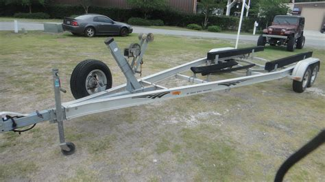 aluminum boats for sale boat trader two aluminum trailers for sale the hull truth boating