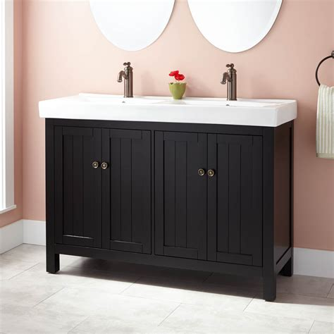 24 quot morey vanity cabinet black bathroom vanities