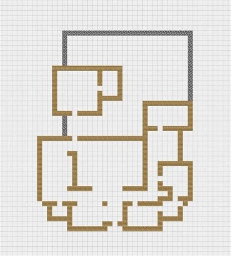 floor plans for minecraft how to draw a house like an architect s blueprint