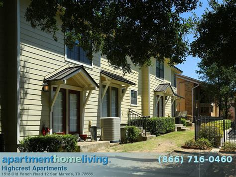 appartments in san marcos highcrest apartments san marcos apartments for rent