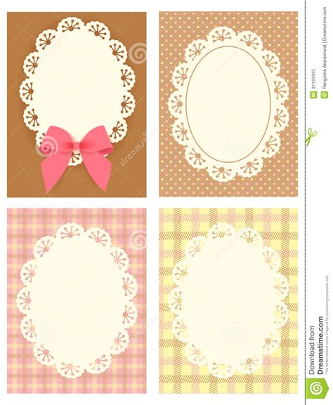 cute lace pattern cute lace pattern stock illustration illustration of