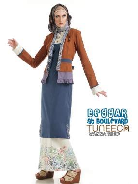 model tuneeca tuneeca 0413028 baju muslim gamis modern
