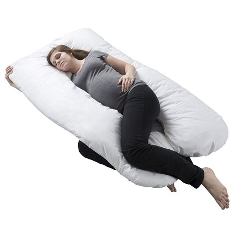 Pregnancy Lumbar Support Pillow by Pregnancy Pillow Maternity Pillow W Contoured