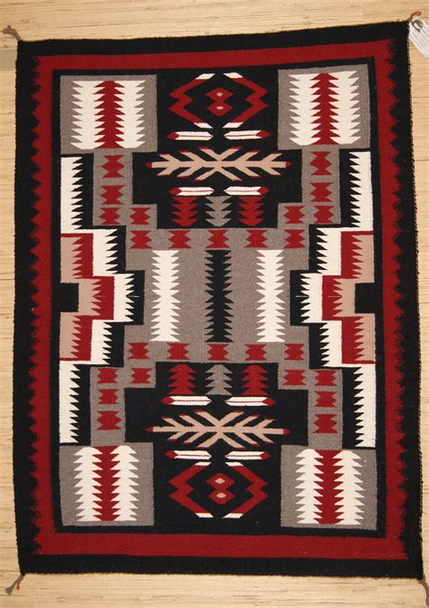 Navajo Rug Design by Pattern Navajo Rug For Sale