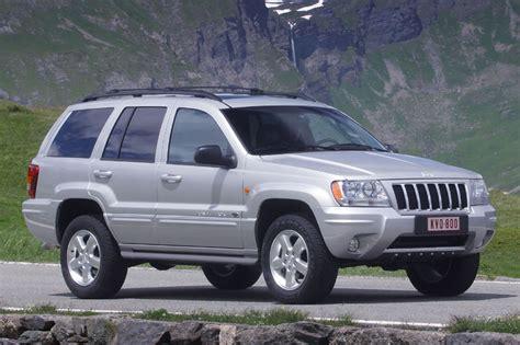 2003 Jeep Grand Overland Specs 2003 Jeep Grand 2 7 Crd Overland Specs