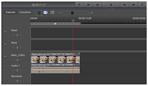 adobe premiere pro split clip step 3 creating a clean background and cleaning the scene