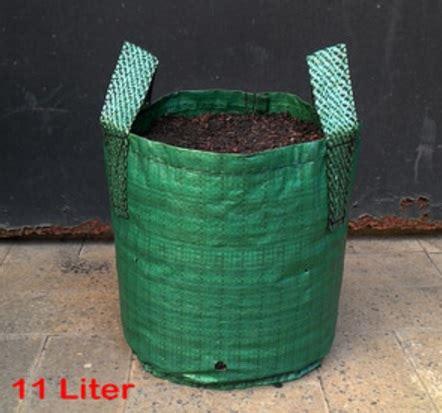 Planterbag 20 Liter Hijau planter bag hijau 11 liter jual tanaman hias