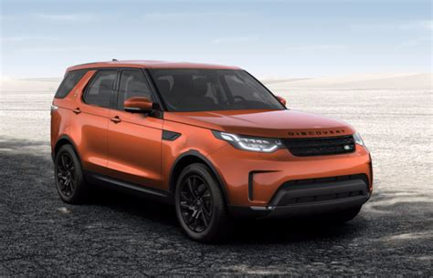 land rover discovery black 2017 land rover discovery 2017 couleurs colors