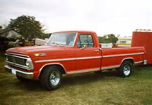 Ford 1970 Truck Ford F 100 Through F 350 1970 Truck Master Wiring Diagram