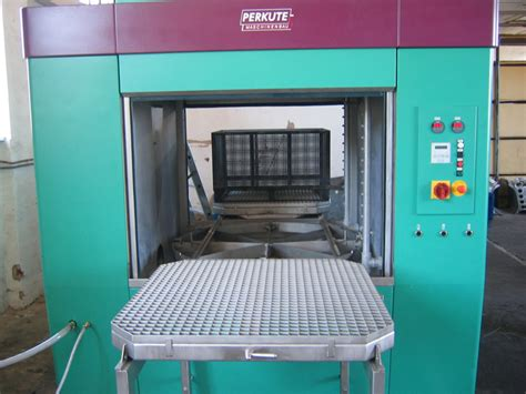 Industrielen Gebraucht by Frontlader Pf 100 Teilereinigungsanlage