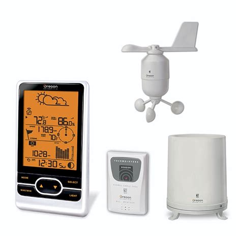 backyard weather station reviews oregon scientific wmr86 wmr86a backyard pro wireless