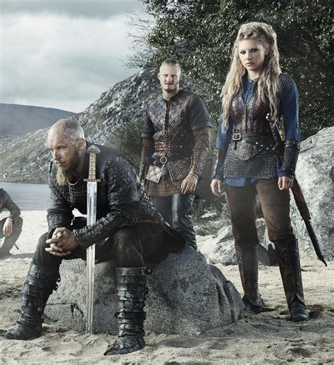 Nordic S3 vikings season 3 cast photo details lagertha teaser