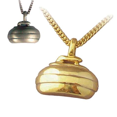 jewelry supplies toronto curling jewelry curling rock necklace goldline curling