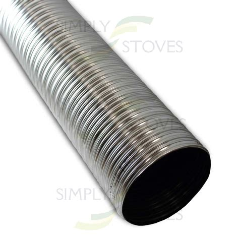 Chimney Lining Systems Uk - 175mm 7 quot 316 multifuel stainless steel chimney